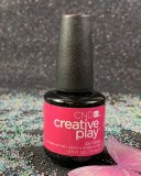 CND Creative Play Gel Polish - Berry Shocking 409