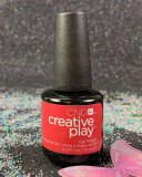 CND Creative Play Gel Polish - Well Red 411