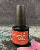 CND Creative Play Gel Polish - Persimmon-ality 419