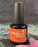 CND Creative Play Gel Polish - Orange You Curious 421