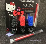 Hello Kitty by OPI GelColor Collection 3 pcs LIMITED EDITION GC987