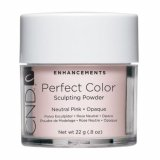 CND Perfect Color Sculpting Powder Neutral Pink Opaque  22g - .8Oz