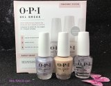 OPI Barely Beige Gel Break  Treatment System in 3 Steps Trio Pack