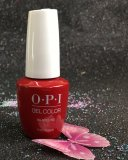 OPI  Big Apple Red GCN25 GelColor NEW Look 15 ml