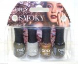 Orly 4 Piece Smoky Nail Lacquer Color Collection Mini Kit