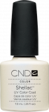 CND Shellac UV Color Coat - Gel Nail Polish - Negligee