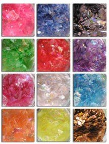 Ice Mylar - 12 Colors